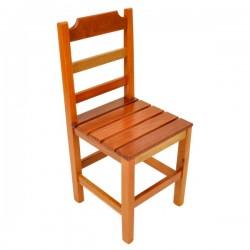 Cadeira Fixa Paulista Natural