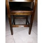 Cadeira Fixa Paulista Ripada Imbuia
